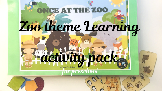zoo-theme-learning-activity-pack