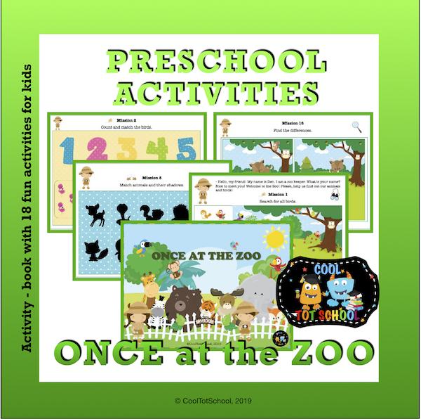 Zoo-preschool-activities-book