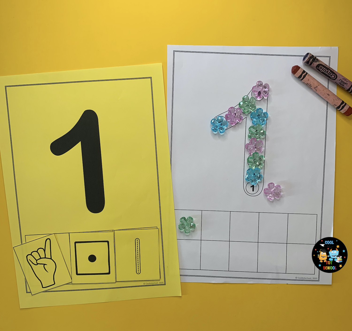 number-1-introducing-activities-for-kids