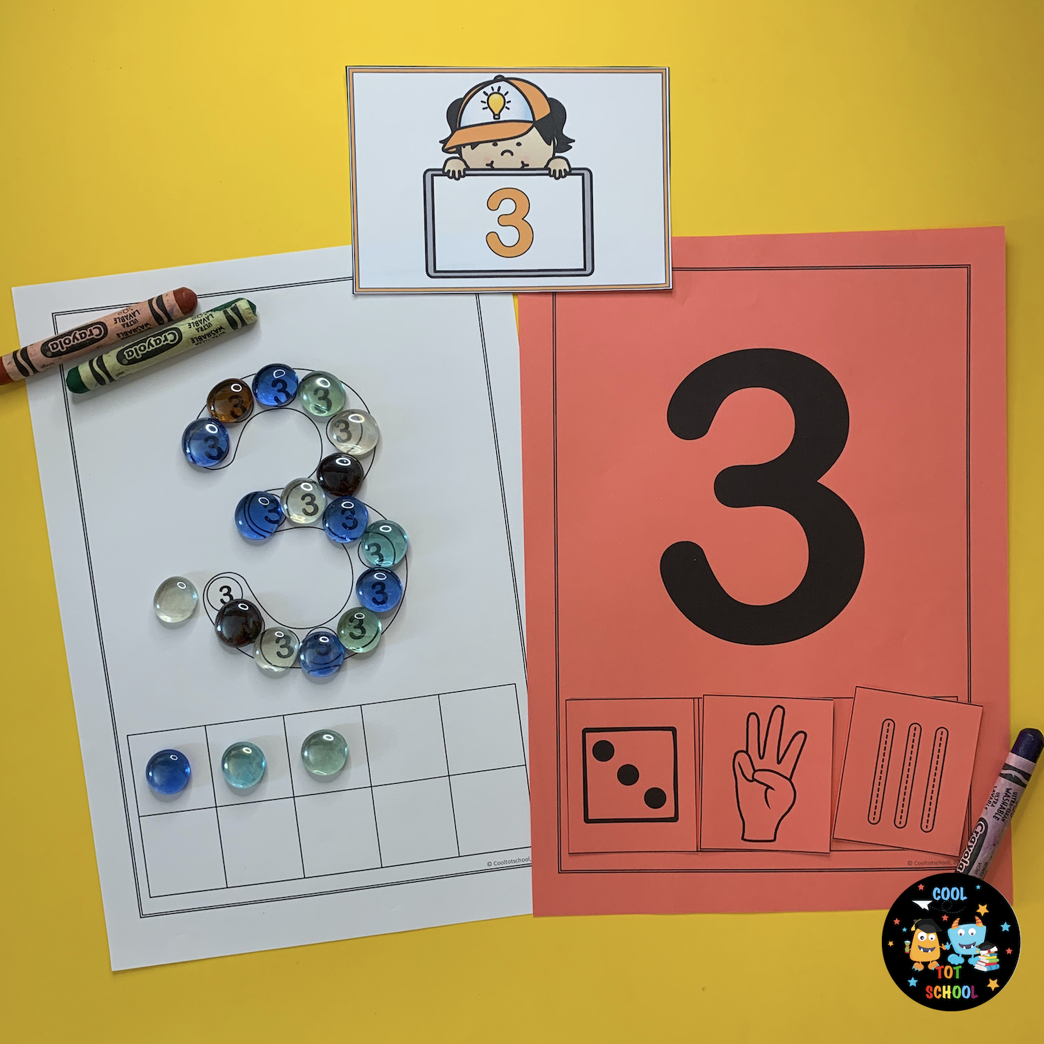 learning-worksheets-to-introduce-number-3