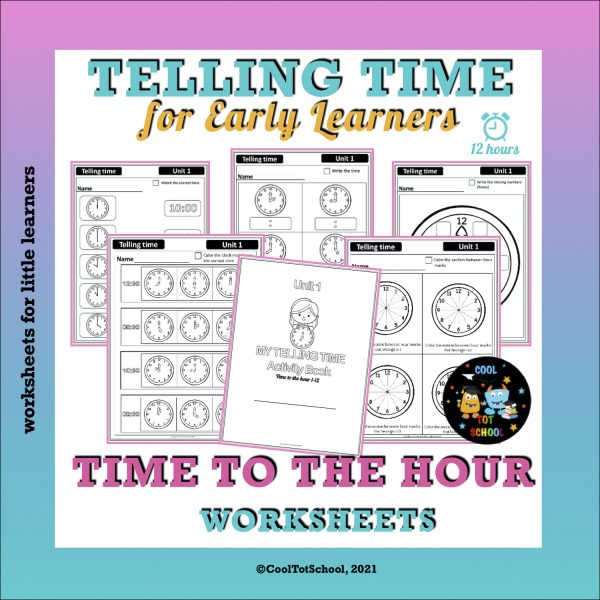 telling-time-worksheets-for-early-learners-cover-image