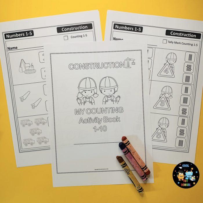 construction-theme-math-activity-worksheets