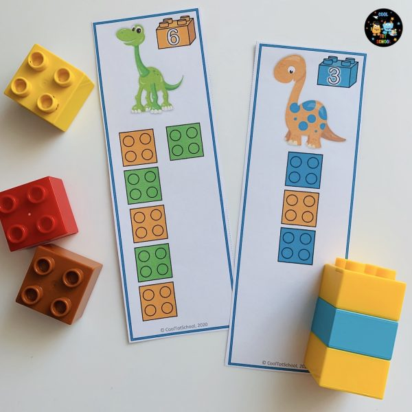Dinosaurs-lego-cards-counting